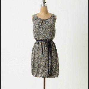 EUC Anthropologie Maeve Foxtrot Wildflower Dress